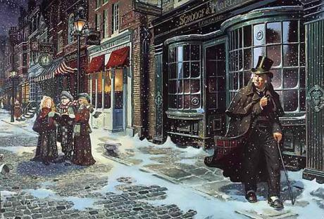 10 Must-Read Books That Changed The World - A Christmas Carol by Charles Dickens