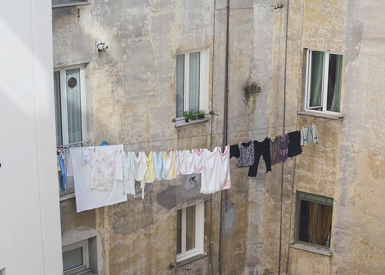 Roman laundry