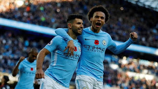 Manchester City Produktif Mencetak Gol