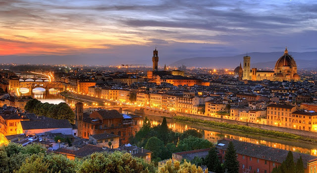 Roteiro de 1 dia em Florença