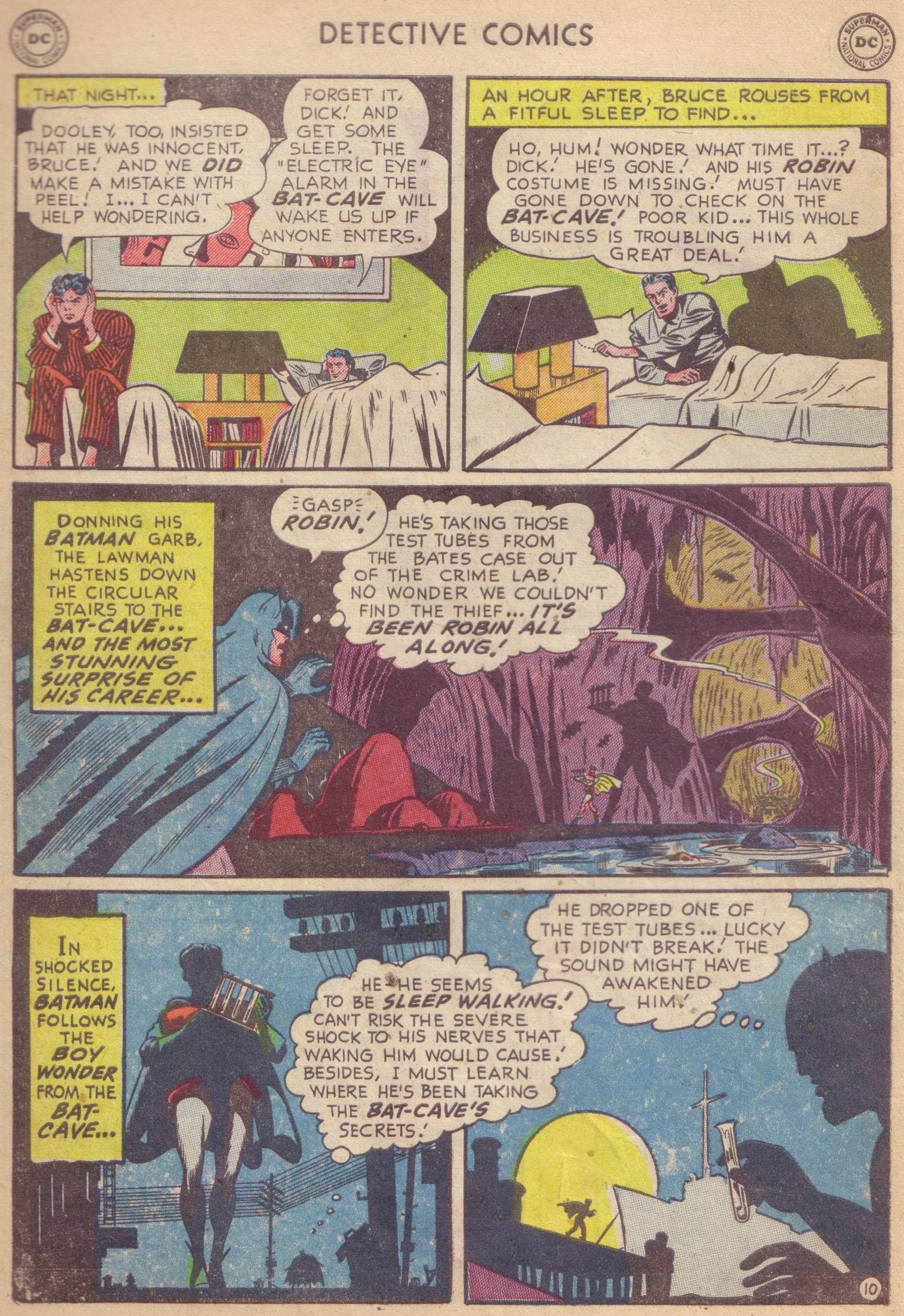 Read online Detective Comics (1937) comic -  Issue #177 - 12