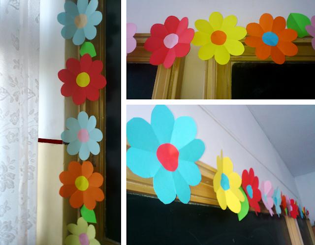 Flori pentru decor