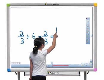 eInstruction, Interactive Whiteboards technology