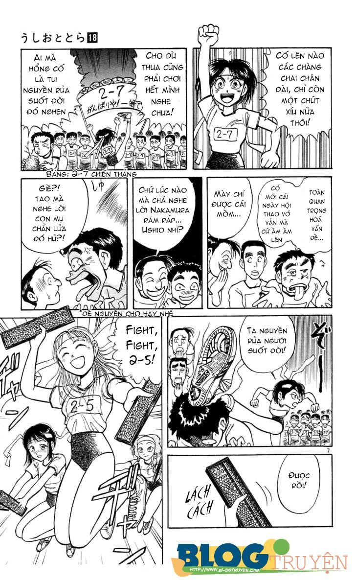 Ushio and Tora Chap 167 - Truyen.Chap.VN