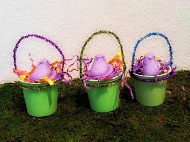 Upcycled, Kids' Crafts, Peeps