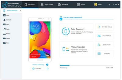 Cara Backup Kontak Anda dari smartphone Samsung Galaxy ke Komputer