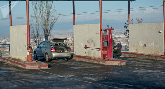 Compañía iraní producirá cilindros de gas en Armenia