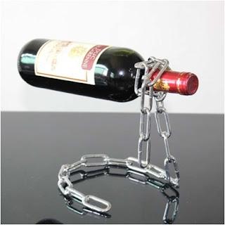 şişe tutucu sihirli zincir