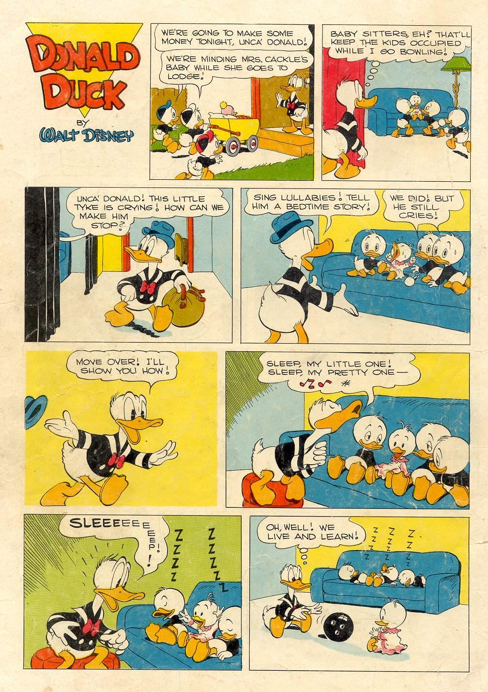 Donald Duck Comics Pdf