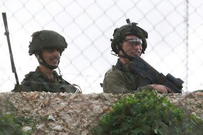Exército de Israel se prepara para uma guerra em 2018