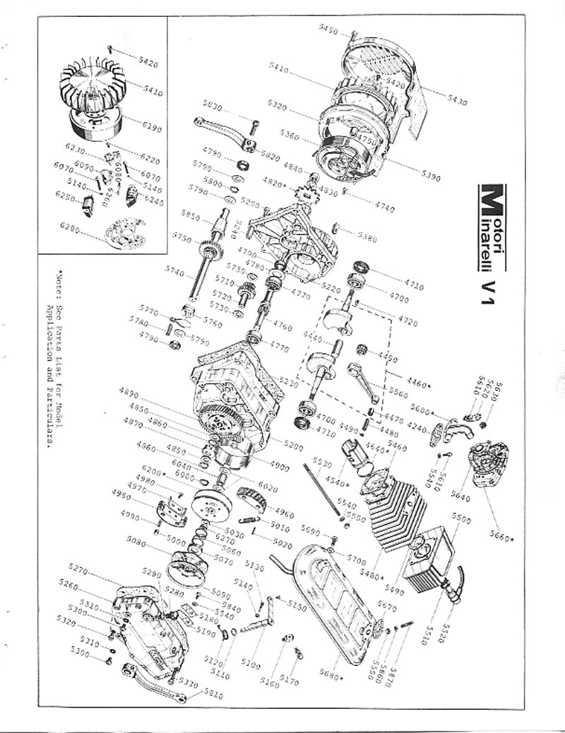 OB1 Repairs: Minarelli V1 Service Manual