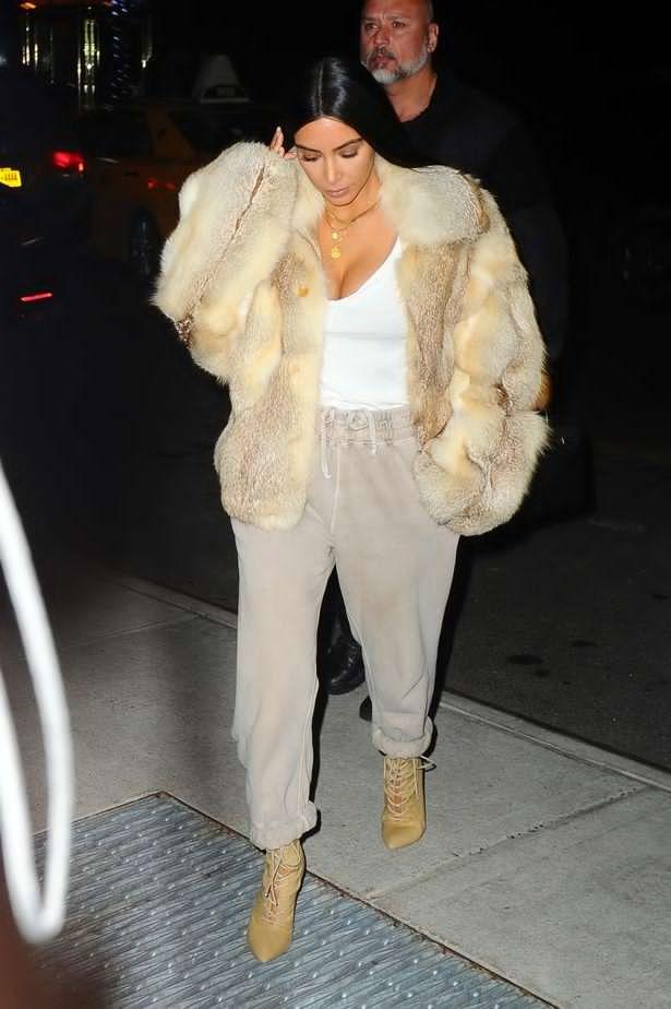 Kim Kardashian in Durban