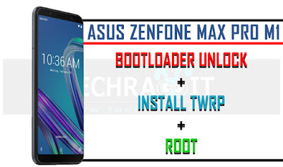 asus zenfone max m1 bootloader unlock