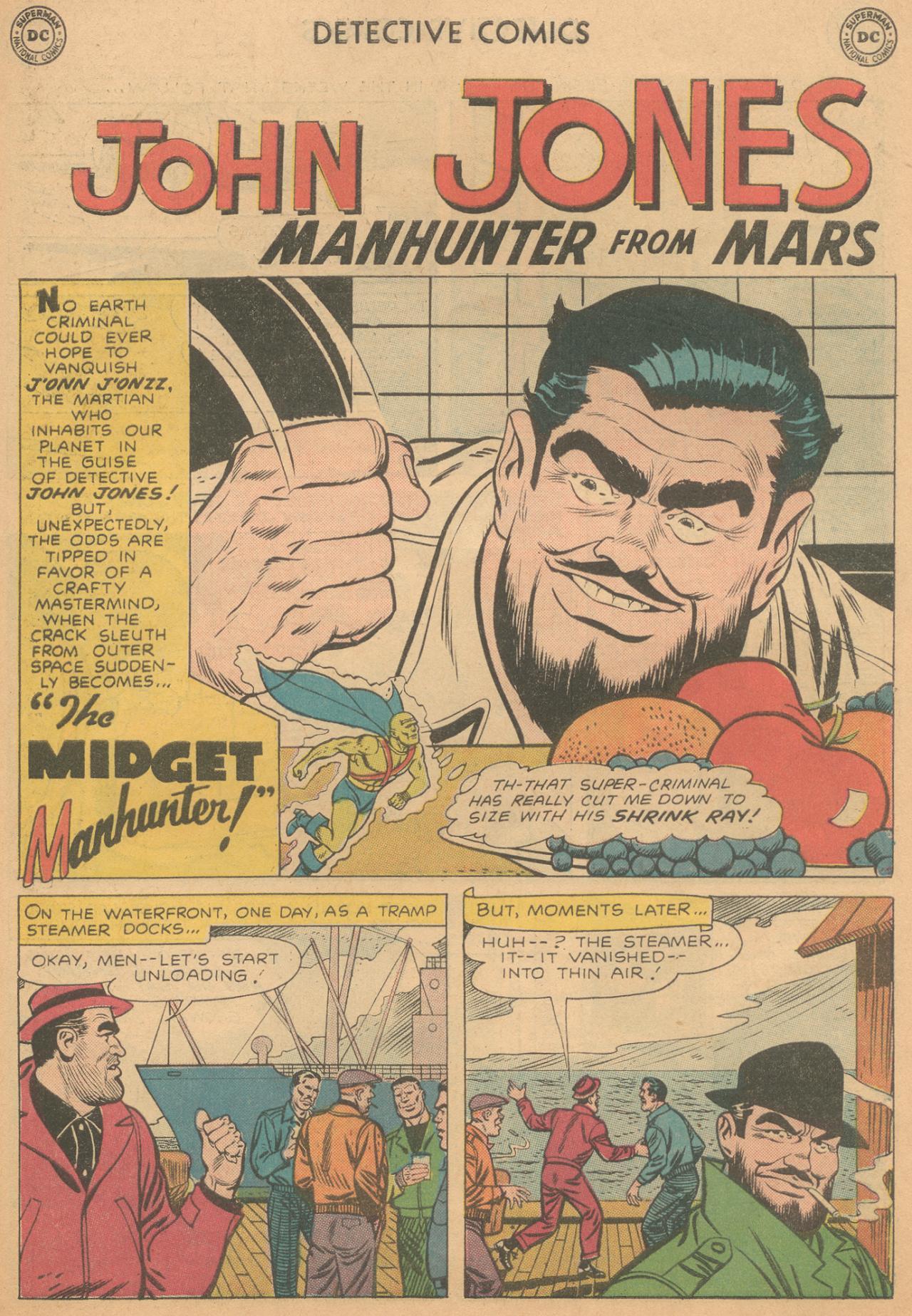 Read online Detective Comics (1937) comic -  Issue #261 - 27
