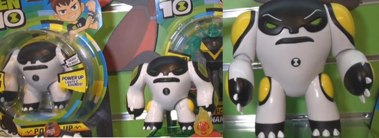 10 Toy 2017 Ben Omnitrix