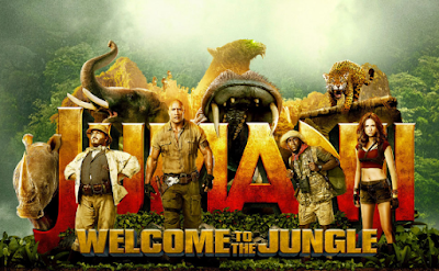 """Daftar Kumpulan Lagu Soundtrack Film Jumanji: Welcome to the Jungle (2017)"""