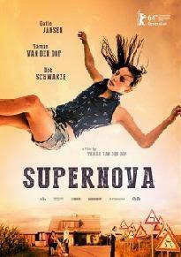 Supernova (2014) DVDRip 480p 200MB Poster