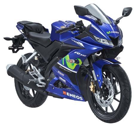 Yamaha Rilis Motor Terbaru Movistar Yamaha Livery