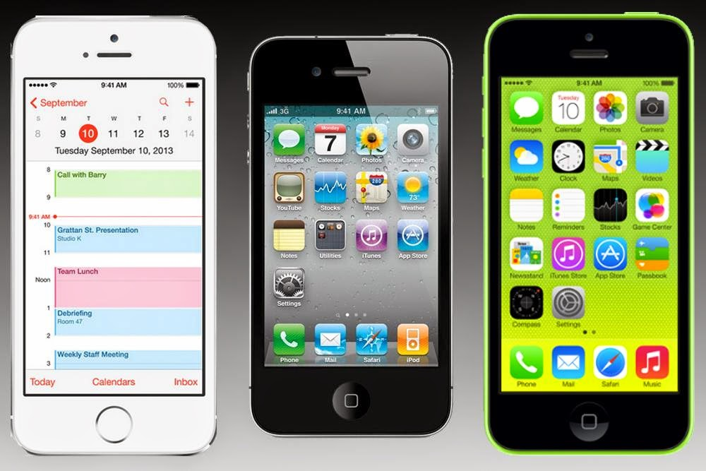 difference between iphone 5 and 5c apple iphone 5s vs iphone 5c vs iphone 5 advicetech 18372