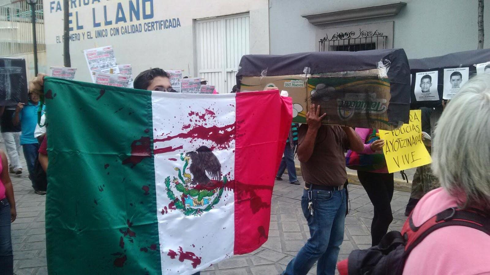 """""""Guerrero y Coahuila (y Veracruz), el campo de exterminio más grande de México"""""""