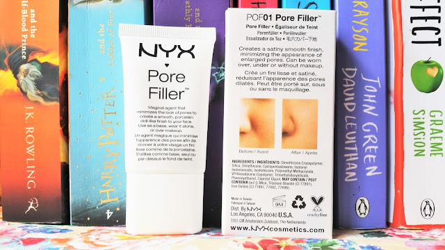 Beauty | NYX Pore Filler - A POREfessional Dupe?