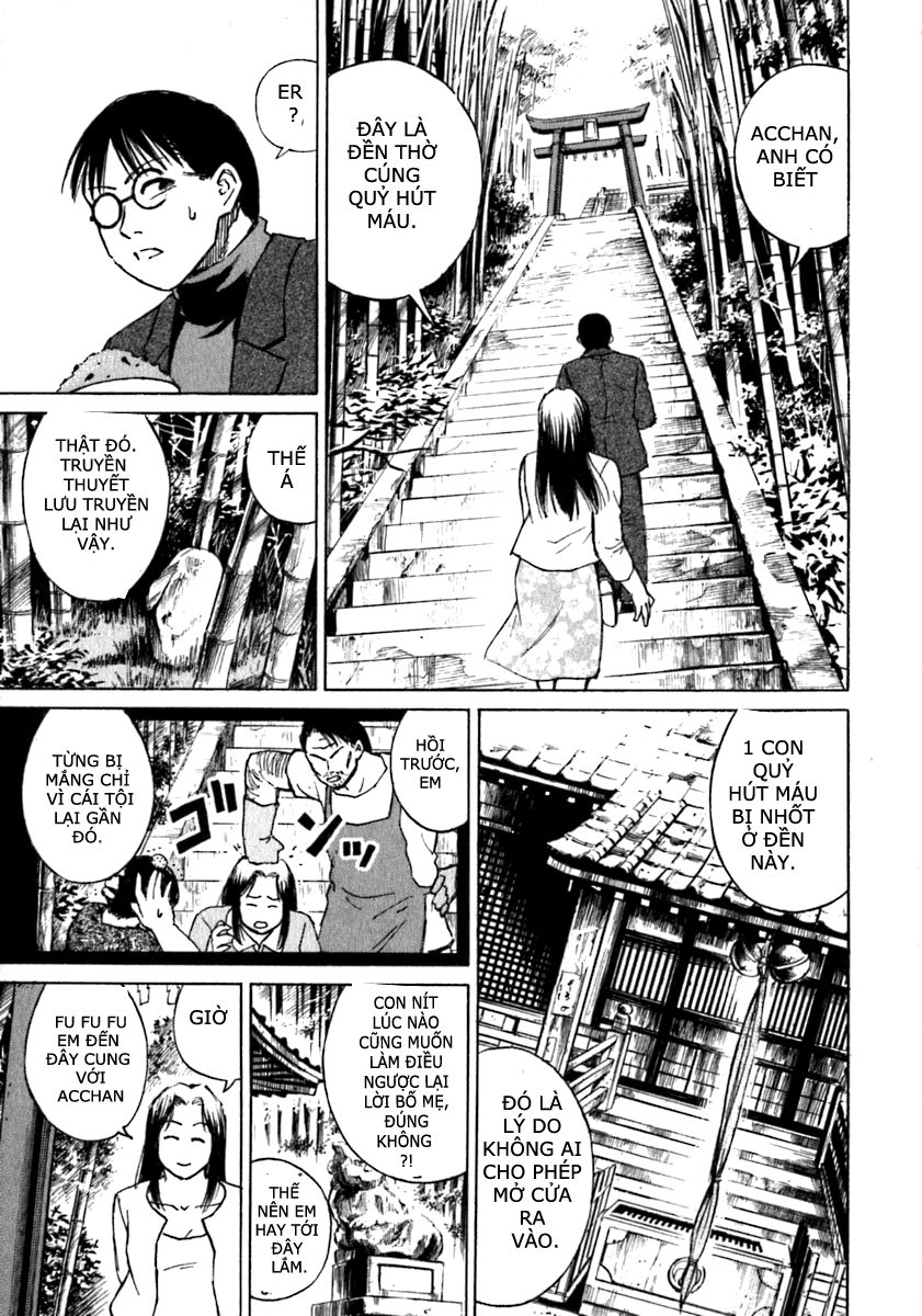 Higanjima chapter 39 trang 9