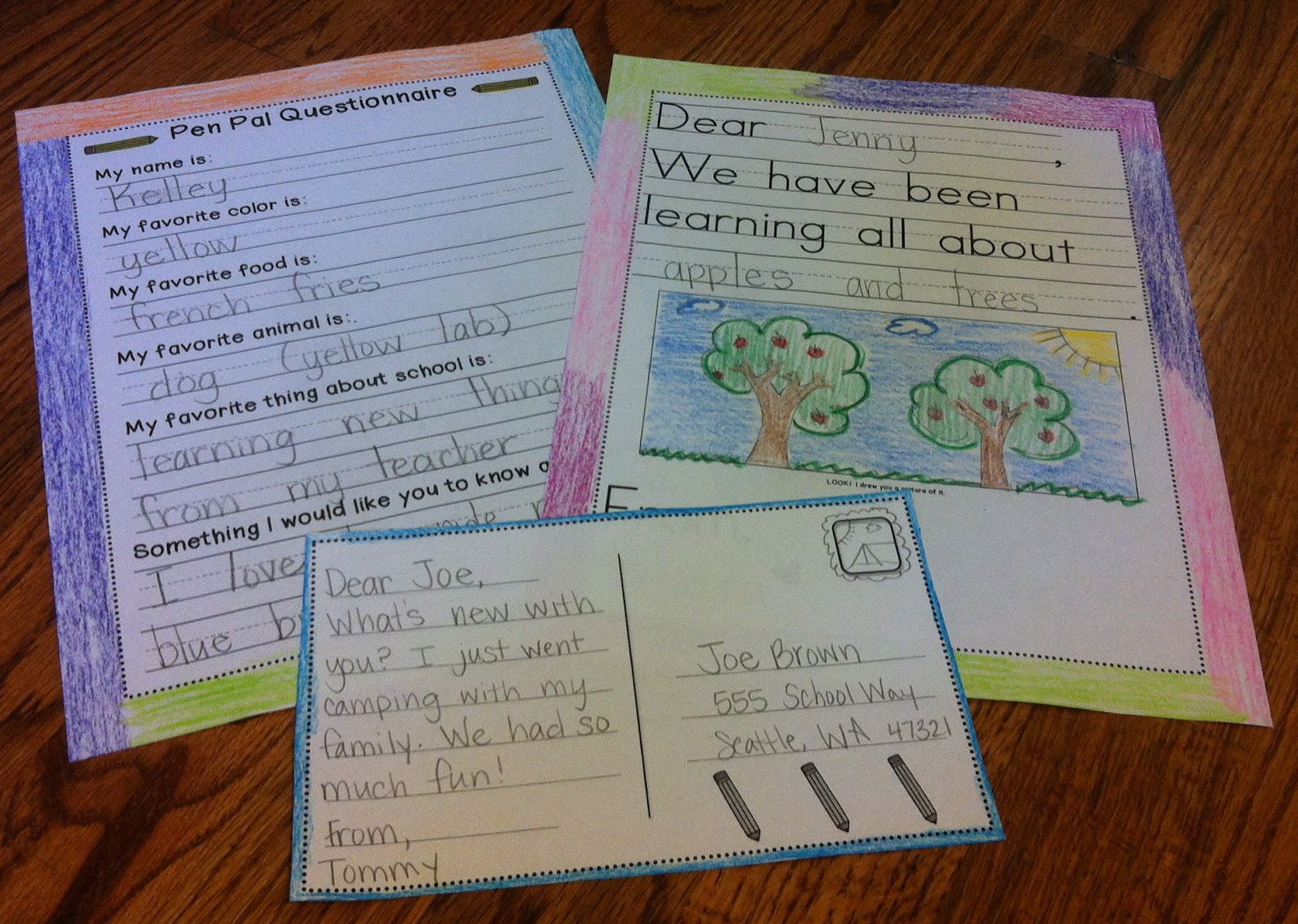 to write, for kindergarten, free downloadable blank, format for, past due, 1st grade, for kids pdf, 3rd grade, for first grade, 3rd grade santa, on 1st grade friendly letter templates