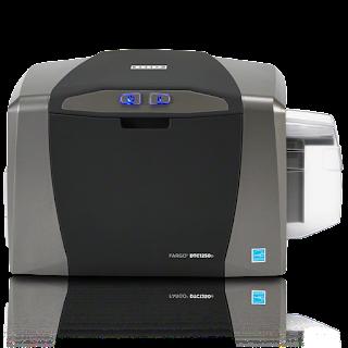 Impresora de tarjetas Fargo DTC1250e