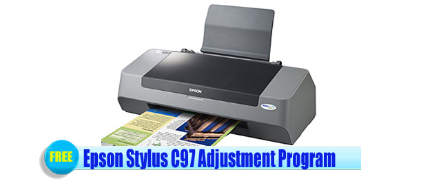 Epson Stylus C97 Adjustment Program