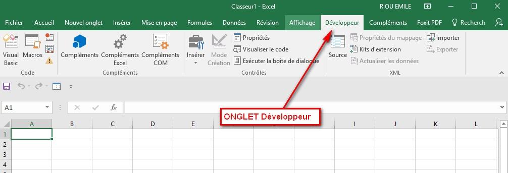 Excel creer un formulaire complexe cellules excel for Ouvrir plusieurs fenetre excel