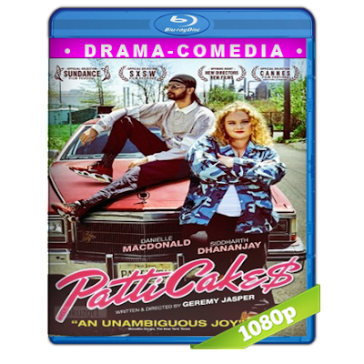 Patti Cakes (2017) BRRip Full 1080p Audio Trial Latino-Castellano-Ingles 5.1