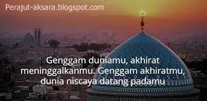 kata mutiara dan bijak islam