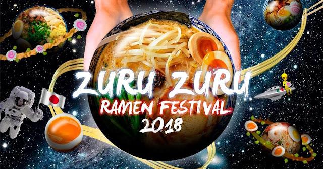 festival del ramen 2018