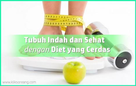 Tubuh Indah dan Sehat dengan Diet yang Cerdas