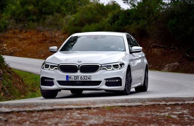 2017 BMW 540i M Sport Package