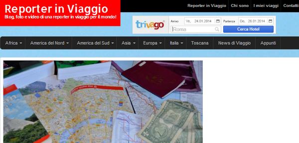 Reporter in Viaggio