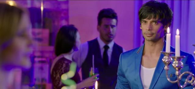 Gaurav Arora from the movie Love Games.