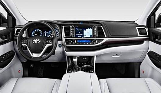 2017 Toyota Highlander Hybrid Review Canada
