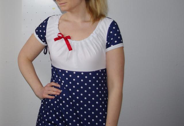 Kleid Ferrara von Schnittbox