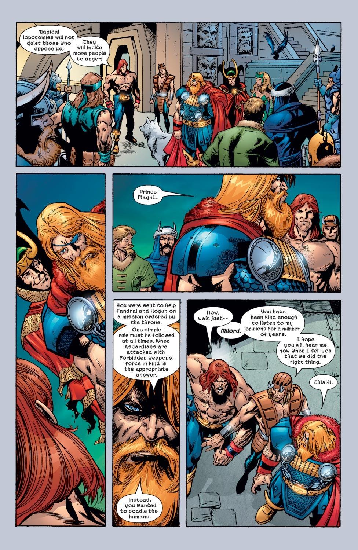 Thor (1998) Issue #73 #74 - English 4