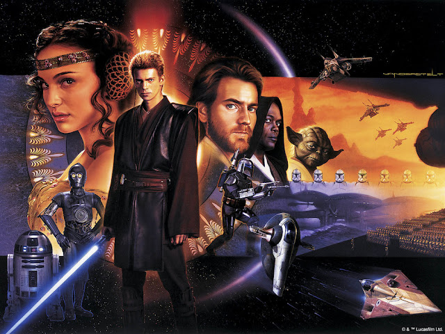 Tapetti Anakin Skywalker