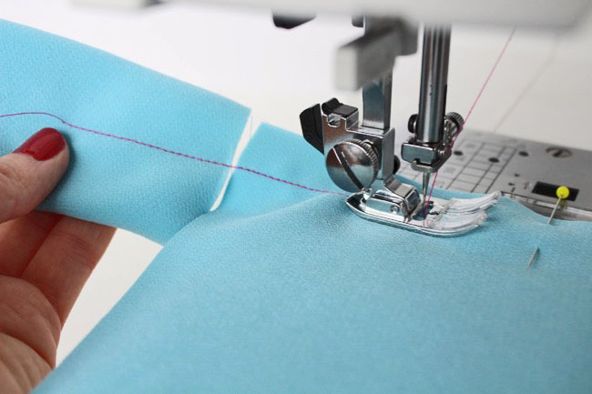 Five Tips to Stop Your Sewing Machine Swallowing Fabric - Tilly and the Buttons