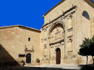 Baeza - Convento de San Francisco