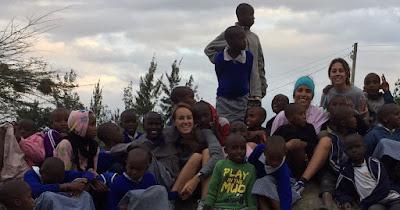 El viaje solidario a Kenia es uno de los más bonitos y auténticos.
