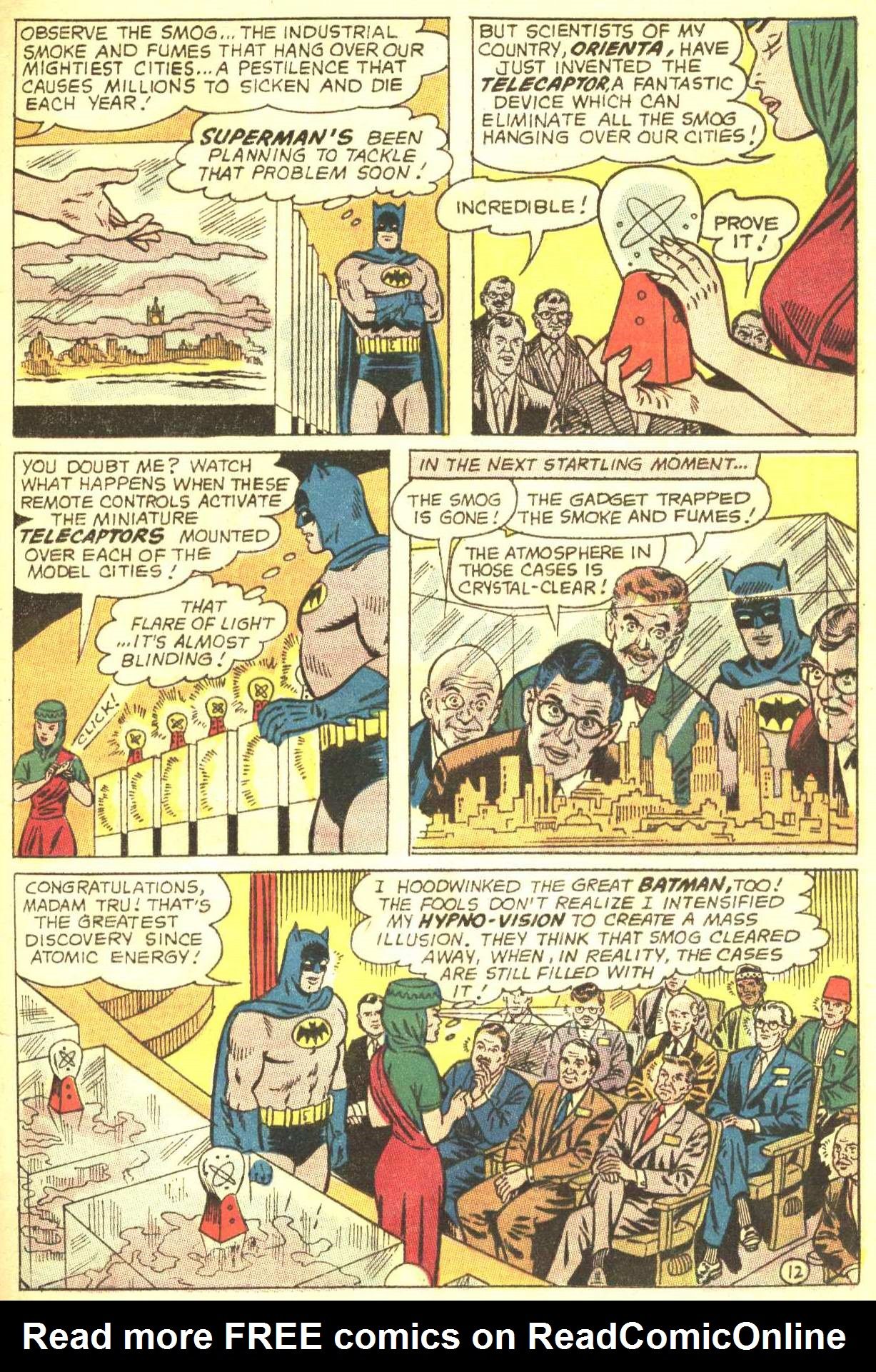 Read online World's Finest Comics comic -  Issue #164 - 17