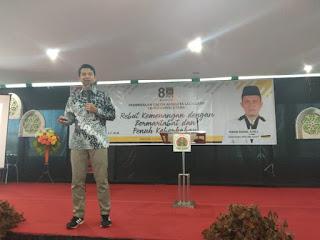 Pembekalan Caleg PKS Se- Sulawesi Utara, Tampil Menarik dan Mempesona Itu Penting.