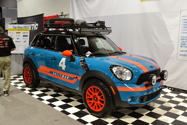 MINI Countryman from 2013 SEMA Show
