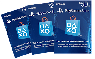 us psn gift card