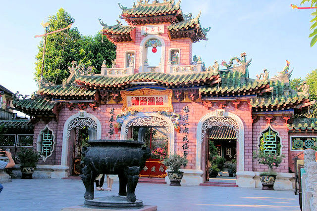 Hoi An Fujian Versammlungshalle (C) JUREBU