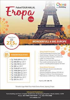 Tour Muslim Eropa